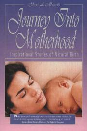 Journey into Motherhood by Sheri L. Menelli image
