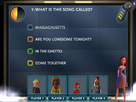 Buzz!: The Music Quiz with buzzers for PS2 image