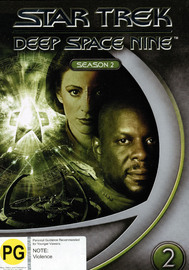 Star Trek: Deep Space Nine - Season 2 (New Packaging) on DVD image