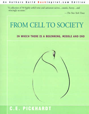 From Cell to Society by Carl Pickhardt