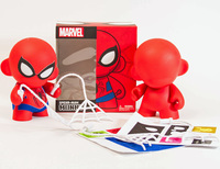 "Marvel Munny 7"" Spider-Man Vinyl Figure"