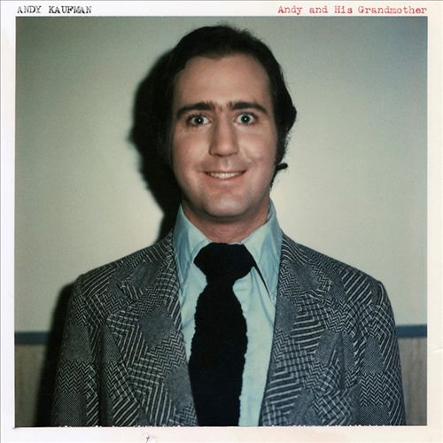 Andy and His Grandmother by Andy Kaufman