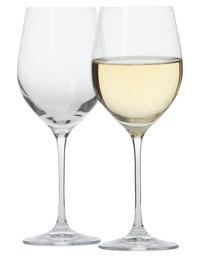Krosno Vinoteca White Wine Glasses - 370ml (Set of 6)