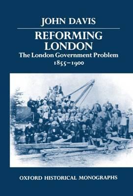 Reforming London by John Davis image