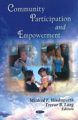 Community Participation & Empowerment