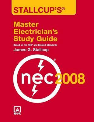 Stallcup's Master Electrician's Study Guide: 2008 by James G Stallcup image