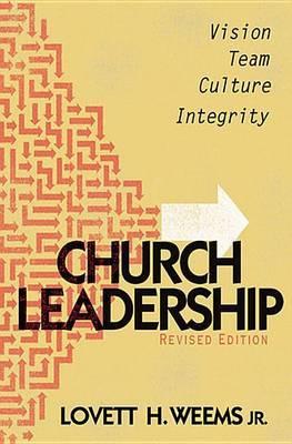 Church Leadership by Lovett H. Weems image