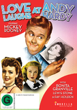 Love Laughs At Andy Hardy DVD