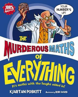 Murderous Maths of Everything by Kjartan Poskitt image