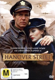Hanover Street on DVD image