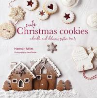 Cute Christmas Cookies by Hannah Miles