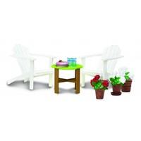 Lundby: Smaland (2015) - Garden Furniture Set