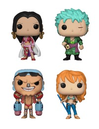 One Piece: Series 2 - Pop! Vinyl Bundle
