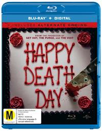 Happy Death Day on Blu-ray