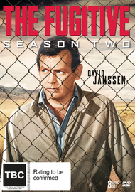 The Fugitive Season 2 on DVD