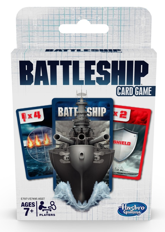 Battleship - The Card Game