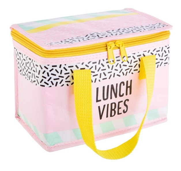 Sass & Belle: Memphis Modern Vibes - Lunch Bag