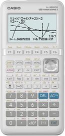 Casio: FX9860GIII - Graphic Calculator (White)