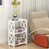 Small End Bedside Table (38x24x60cm)