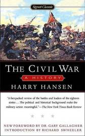 The Civil War: A History by Harry Hansen image