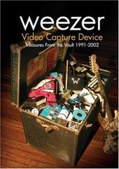 Weezer - Video Capture Device on DVD