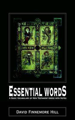 Essential Words by David Hill image