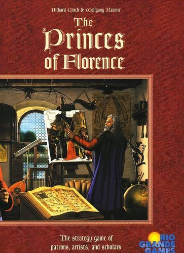 Princes of Florence - city building game