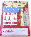 Cath Kidston Mix & Match Stationery - Cowboys & Roses by Cath Kidston