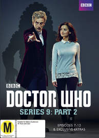 Doctor Who: Series Nine - Part Two on DVD