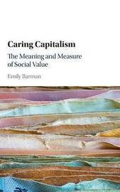 Caring Capitalism by Emily Barman