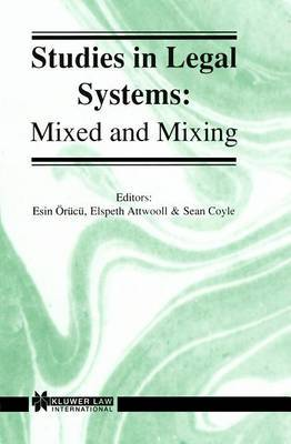 Studies in Legal Systems: Mixed and Mixing image