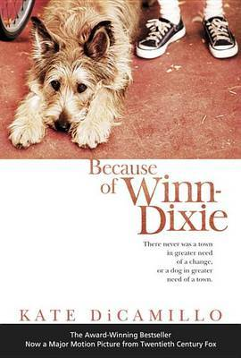 Because of Winn-Dixie by Kate DiCamillo image