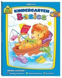 Kindergarten Basics Workbook