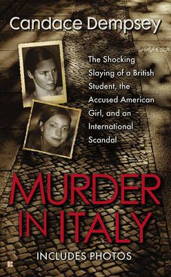 Murder In Italy by Candace Dempsey image