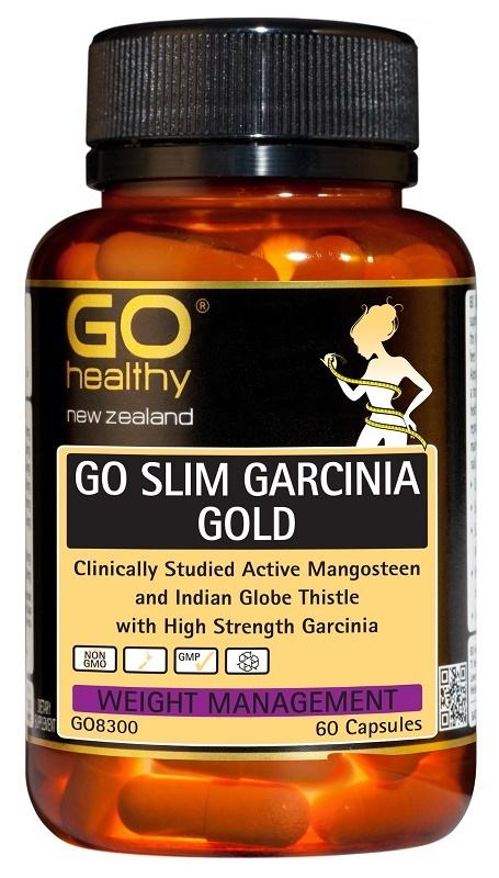 Go Healthy: Go Slim Garcinia Gold (60 Caps)