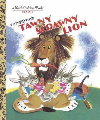 Tawny Scrawny Lion by Gustaf Tenggren image