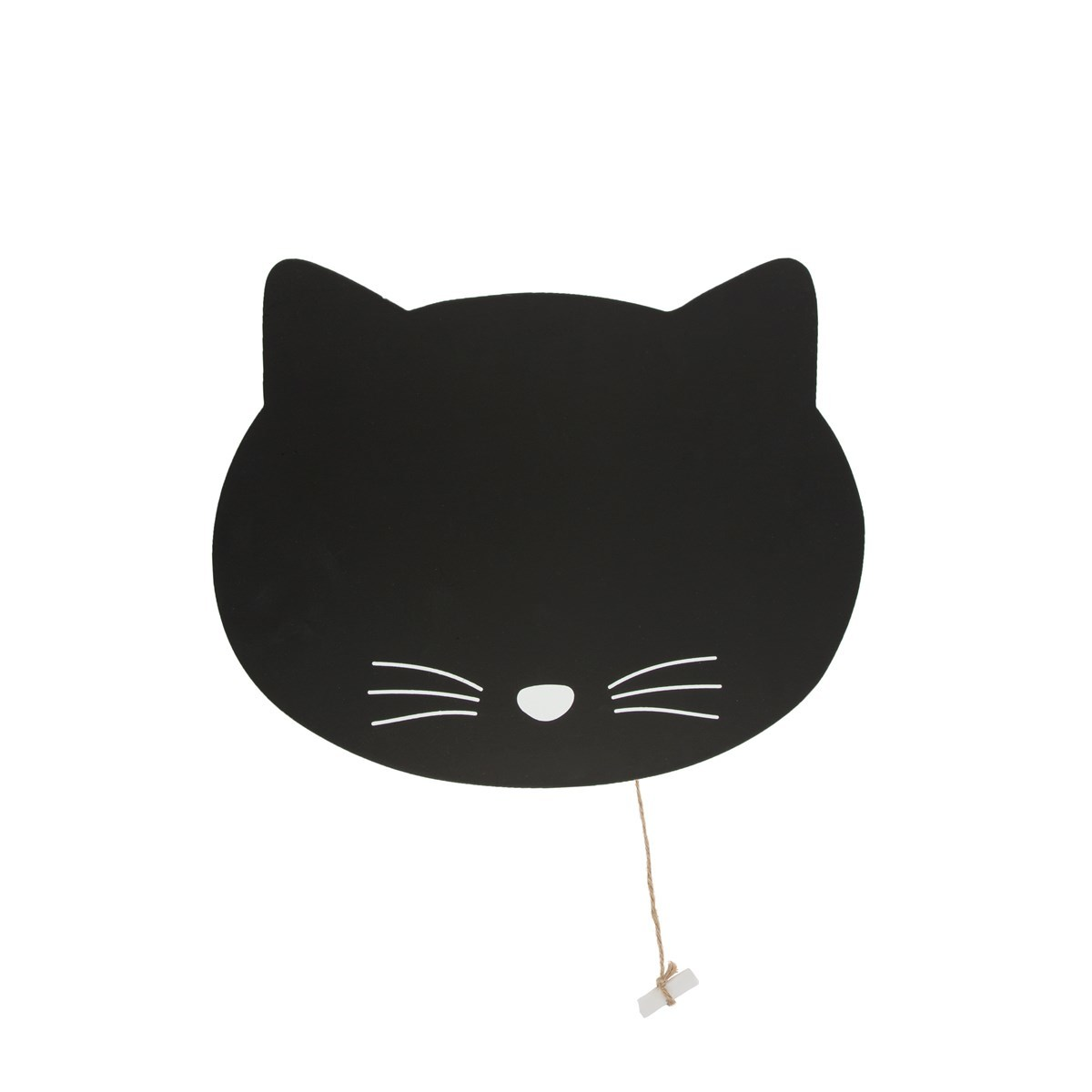 Black Cat Chalkboard image