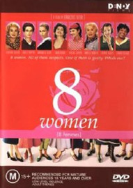 8 Women (8 Femmes) on DVD image