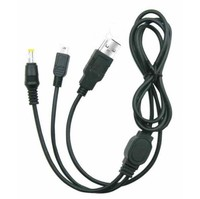 2in1 Power Refill & Data Transfer Cable for PSP image