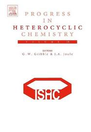 Progress in Heterocyclic Chemistry: Volume 18 image