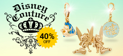 40% Off Disney Couture