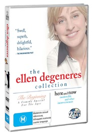 The Ellen DeGeneres Collection (The Beginning / Here And Now) (2 Disc Set) on DVD image