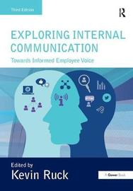 Exploring Internal Communication by Kevin Ruck image