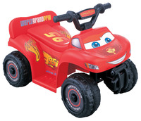 Cars: 6V Motorised - Ride-On Quad Bike
