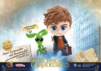 Fantastic Beasts 2: Newt & Bowtruckle - Cosbaby Figure Set