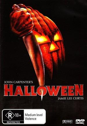 Halloween (1978) on DVD image