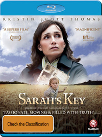 Sarah's Key on Blu-ray