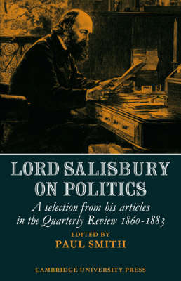 Lord Salisbury on Politics image
