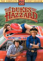 Dukes of Hazzard, The - Complete Season 1 (5 Disc) on DVD