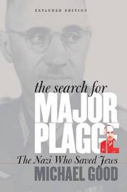 The Search for Major Plagge by Michael Good image